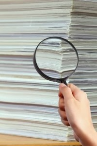 Record keeping according to legislative requirements in SA